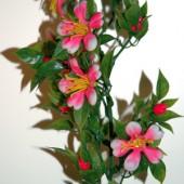 Guirlande fleur de prunier